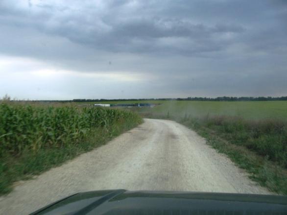 """ондаж от """"Русгеоком БГ"""" АД в землището на село Рогозина, община Генерал Тошево, област Добрич"""