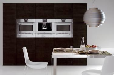 contemporari kitchen design-modern oven