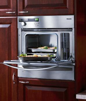 moderne Küche Ofen-Metall-Design