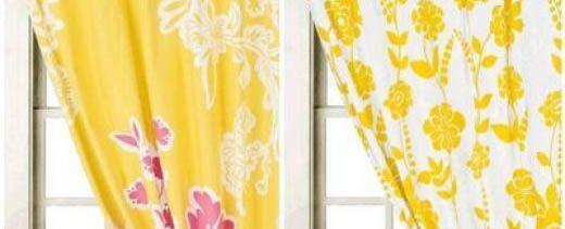 Küche Vorhang mit Blumen-Relaxing-erfrischend