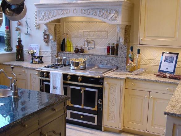 Luxus Küche: Küche Design-Ideen