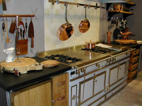 country kitchen design-decoration-wood