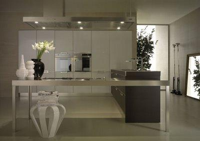 contemporary kitchen design-decoration