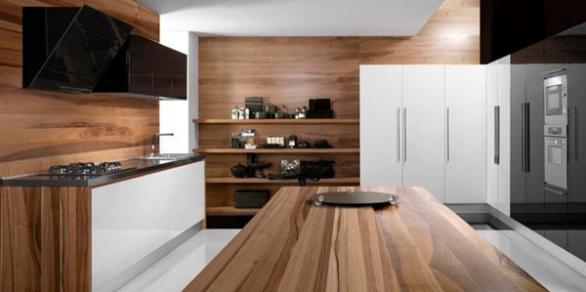 Luxus-Küche Deko-Ideen