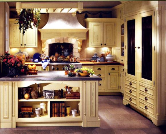 Modern Kitchen Interior Designs: June 2011