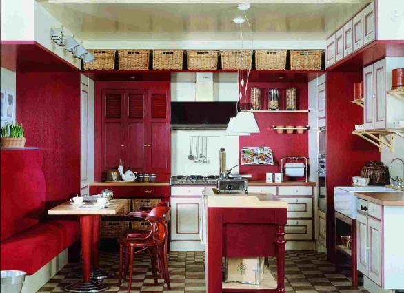 moderne und luxuriöse Küche Design-Ideen