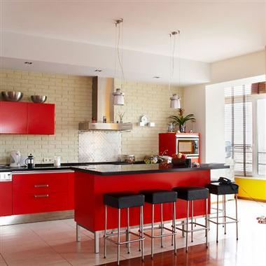 Table, Bed, Kitchen, Furniture: Feng Shui Kitchen Tips