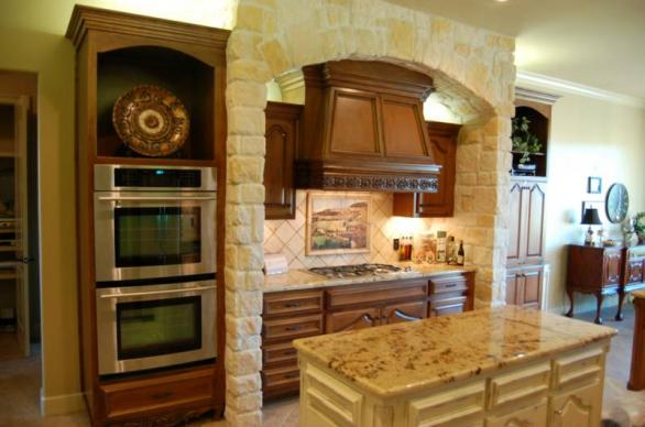 luxury double oven-kitchen-innovation