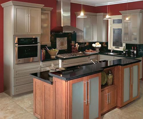 classic kitchen design-decoration-colors