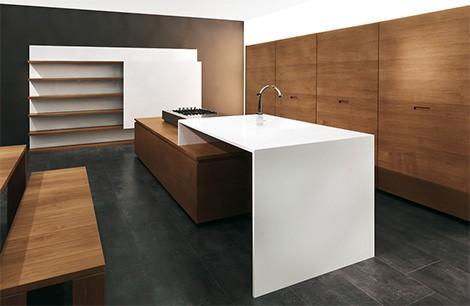 modern kitchen design wood-elegance