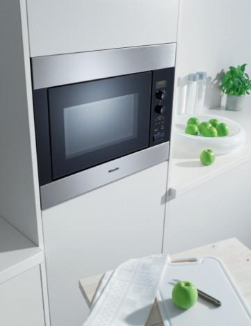 modern microwave oven-white-innovation