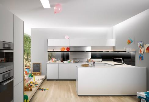 modern kitchen design and decoration