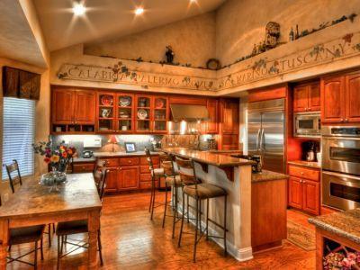 bunte Küchenschrank   Design