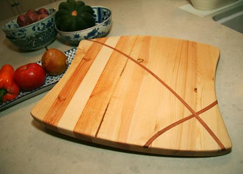 wonderful and modern cutting board design