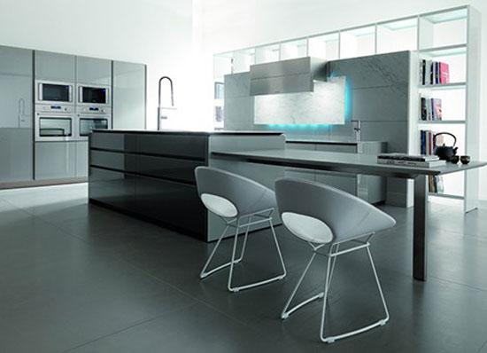 contemporary kitchen lighting-modern design