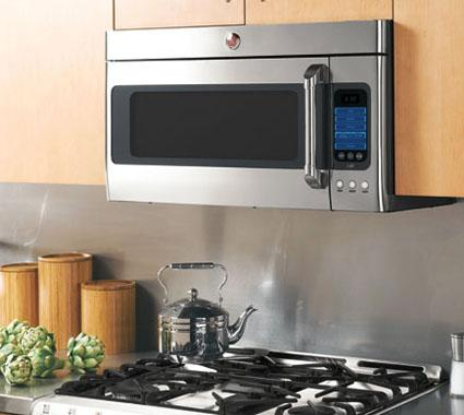 modern kitchen-kitchen appliances in black