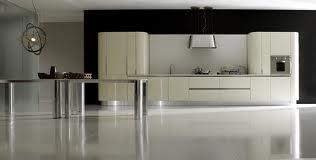 modern kitchen design-interior-black and white