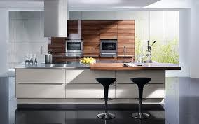 luxury kitchen design-modern appliances and wood