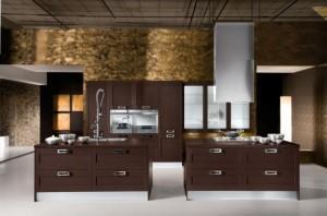 moderne und luxuriöse Küche von neuen Zeit-Design und Ideen