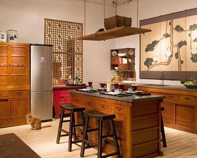 moderne Küche aus Holz-Design und Ideen