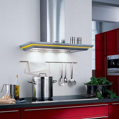 modernen Küchengeräten-Design und Dekoration