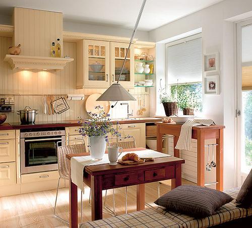 moderne Küche Accessoires, Dekoration-Ideen