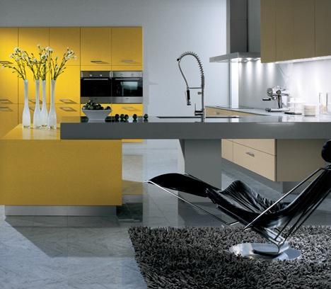 Luxus k che modern und leicht k che dekoration for Luxus dekoration
