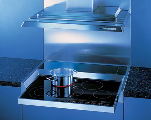modern flat stove-metallic-design