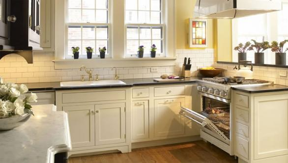 cabinet remodeling in the kitchen white wooden cabinets
