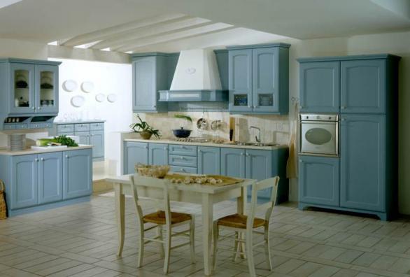neutral Lackfarbe, machte Schränke aus Holz Küche
