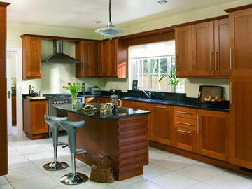 retro kitchen design-decoration