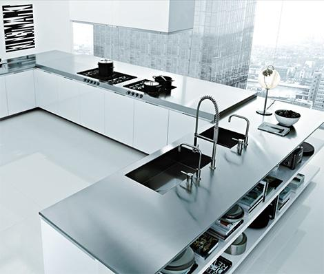 Modern Kitchen Interior Designs: Kitchen Designs