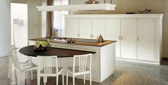 Moderne und gemütliche Küche Classic Modelle